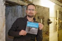 Boek presentatie Edwin Tilroe
