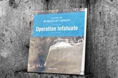 """Boek """"Operation Infatuate"""" van Edwin Tilroe"""