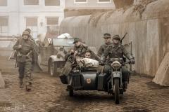 Filmopnamen in Vlissingen, Slag om de Schelde