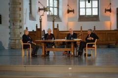 Paneldiscussie na lezing Frits-Barend