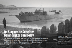 Slag-Schelde-belangrijker dan Dday